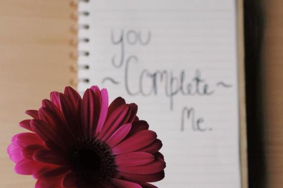 you complete me 3